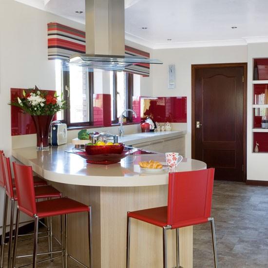 Dise o de cocinas integrales en forma de l mauricio - Cocinas en forma de l ...