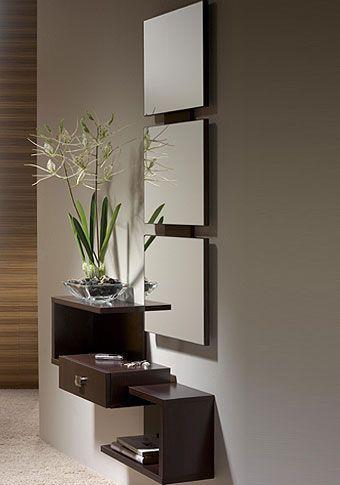 y objetos de higiene personal y para dar mayor sensacin de amplitud como este decorativo espejo en pared roja ideal para baos modernos