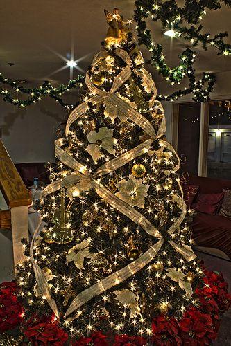 Rbol de navidad decorado - Arboles de navidad decorados 2013 ...