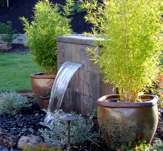 Fuentes decorativas para jard n o exterior mauricio - Fuentes modernas para jardin ...