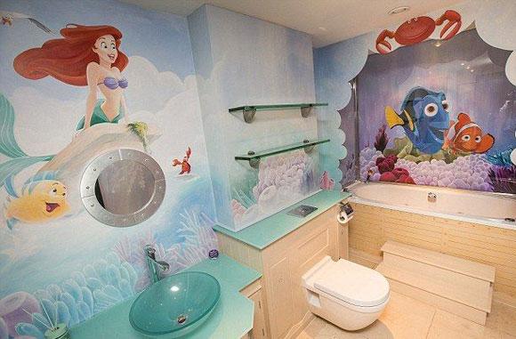 Ideas para la decoración de baños infantiles  Mauricio ...