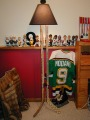 Ideas para reciclar y decorar con palos de hockey